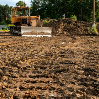 lot clearing and site prep in DOTHAN, AL